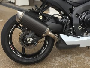 gsxr spark force carbone 3
