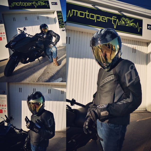 Motoperf : retrouvez la gamme Icon